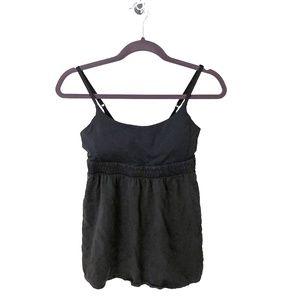 Lululemon Bliss Tank   Black   Size 6